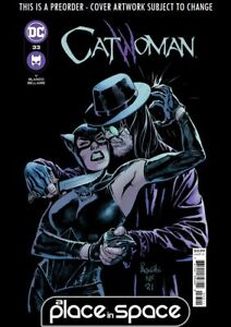(WK29) CATWOMAN #33A - PREORDER JUL 21ST