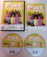 DVD BOX SET - Kay Mellor's Fat Friends Complete Series Two ITV Series PAL UK