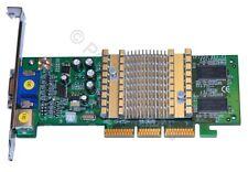 nvidia geforce 4 mx 4000-sp7310m4t - 128mb agp-grafikkarte [4171]