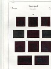 KABE Vordruckr BRD 2002 - 12 in Schraubbinder - NP 155,-- €   ( Z458 )