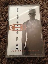 Too Legit to Quit by MC Hammer 1991 Cassette Capital Records