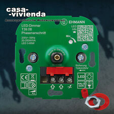 """LED-Dimmer, 20-250W, Phasenanschnitt (""""RL"""") - für alle BERKER®-Schalterprogramme"""