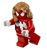 LEGO Super Heroes™ Spider Girl minifigure from 76057 minifig new