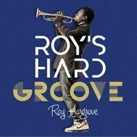 ROY HARGROVE-ROY'S HARD GROOVE-JAPAN CD E25