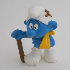 20097 Verletzter Schlumpf - NEU! ----- Injured Smurf Schleich perfect !