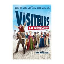 Les Visiteurs 3 : La Révolution DVD NEUF