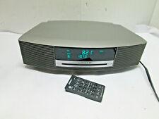 New listing Bose Wave Music System Awrcc1 Am/Fm Radio Alarm Clock