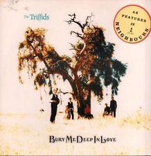 """The Triffids(12"""" Vinyl P/S)Bury Me Deep In Love-Island-12 IS 424-UK-198-VG+/VG"""