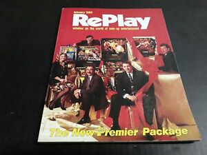 RePlay Monthly February 1993