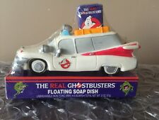 Vintage The Real Ghostbusters Floating Soap Dish 1984 Ecto-1 MISB Sealed RARE
