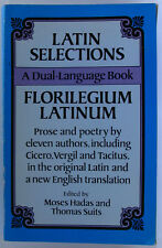 #JJ52, Moses Hadas & Thomas Suits FLORILEGIUM LATINUM, SC GC