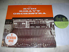 LIBRARY STUDIO ONE Nr.4 RUDI RISAVY ORCHESTRA *PROMO SAMPLE LP NOT FOR SALE*