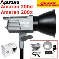 Aputure Amaran AL-200x 200d Led Video Light COB Daylight CRI+95 Bowens Mount