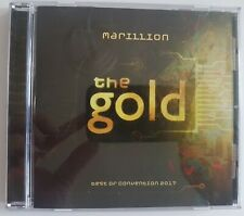 ~ MARILLION ~ The Gold - Best of Convention 2017 ~ Racket Records 61 ~ Rare 1CD