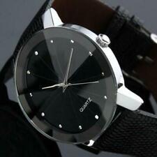 New Fashion Men Women His Hers Analog Quartz Wrist Watch Luxury Fashion Gift
