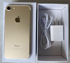 iphone 7 Gold 128gb Unlocked