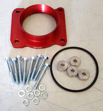 SALE AIRAID PowerAid Throttle Body Spacer 04-10 Ford F-150 F-250 F-350 5.4L