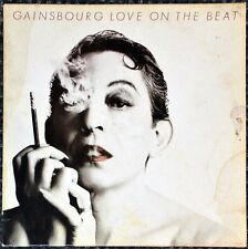33t Serge Gainsbourg - Love on the beat - LP