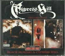 Cypress Hill Black Sunday/Cypress Hill 2-CD NEW SEALED 1996