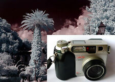 infrared ir digital camera Olympus Camedia C2020 C-2020 full spectrum visible