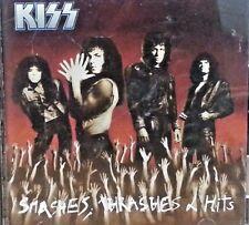 Kiss:  Smashes Thrashes & Hits   CD  LIKE NEW  DB2137