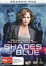 Shades Of Blue Season One 1 BRAND NEW SEALED R4 DVD
