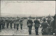 Erster Weltkrieg (1914-18) Kleinformat Sammler Motiv-Ansichtskarten aus Bayern und Deutschland