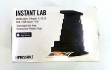 Impossible Instant Printing Lab for iPhone & iPod, Color Black #2451