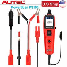 Autel Car Circuit Tester Power Probe PS100 Electrical System 12V/24V Diagnostic