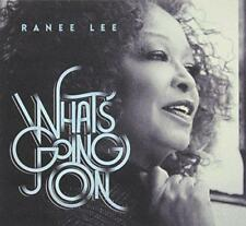 Ranee Lee - What's Goin' On (NEW CD)