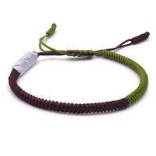 BENAVA Buddhistisches Armband für Damen und Herren – Freundschaftsarmband