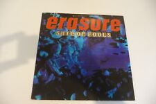 "ERASURE MAXI 45T SHIP OF FOOLS. 12"" GERMANY PRESS."