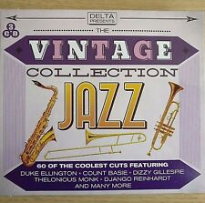 3CD NEW - THE VINTAGE COLLECTION - Jazz - Big Band Pop Music 3x CD Album