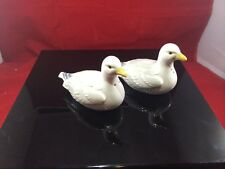 Salt and Pepper Shakers Pigeons Maybe
