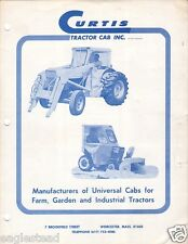 curtis tractor cabs | eBay