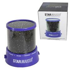 Star Master Portable Projector Lamp LED Cosmos Night Light