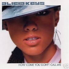CD Si NEU Alicia Keys How come you don´t call me Neptunes Remix