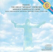 "Handel: The Great ""Messiah"" Choruses, , Good"