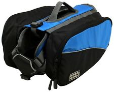 Outward Hound Quick Release Dog Backpack Blue  Small