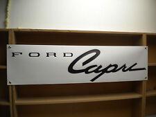 Ford MK1 Capri pvc workshop banners, GXL, XL, GT, L, 2000, 2000, 1300, etc