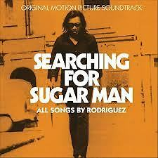 SEARCHING FOR SUGAR MAN Soundtrack Songs By Rodriguez CD NEW