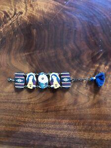 Mama's Little Babies bracelet virgin Mary