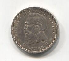 LITHUANIA 5 LITAI 1936 SILVER
