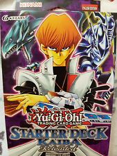 Yugioh Kaiba Reloaded Starter Deck |BRAND NEW SEALED Yu-Gi-Oh! TCG