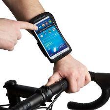 Ciclismo Impermeabile Bicicletta Smartphone Cellulare GPS Supporto Fascia da braccio polso braccio