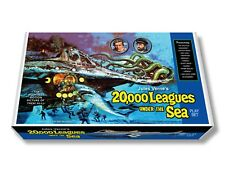 Marx 20,000 Leagues Under the Sea Play Set Box