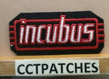 Incubus Rock Band Patch