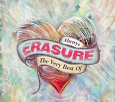 Erasure Always The Very Best of CD 2015 Digipak & Greatest Hits