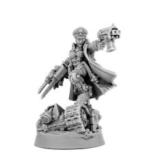 Imperial Guard - Imperial Soldier Female Brave Commissar - Wargames Exclusive