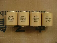 HT57 CCHT57 200PF 15KV DC N750 High Frequency /Voltage Ceramic Capacitor#1917 XH